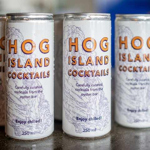 Hog Island Oyster Co (Marin Country Mart)