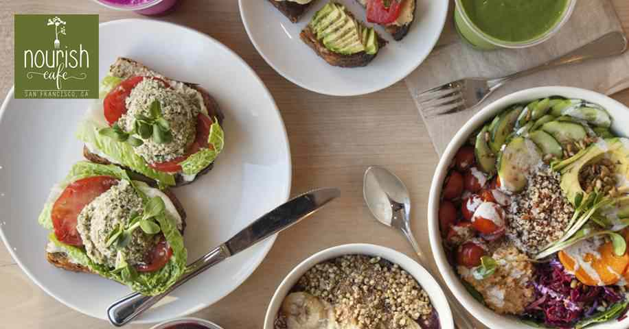 Nourish Cafe – 6th Ave
