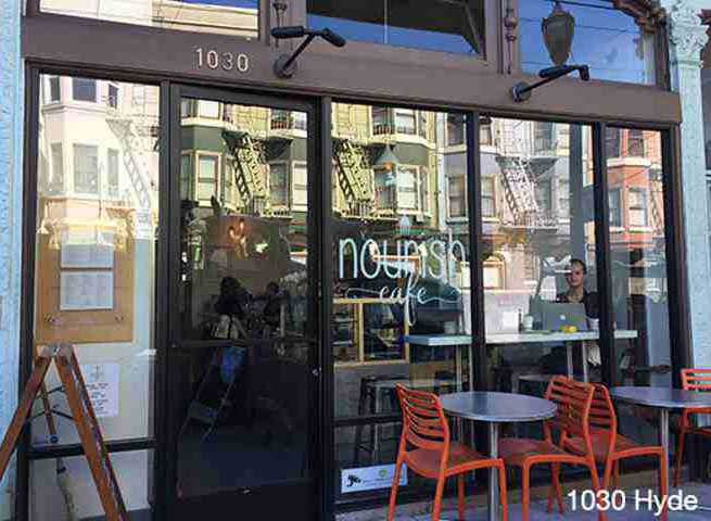 Nourish Cafe – Hyde